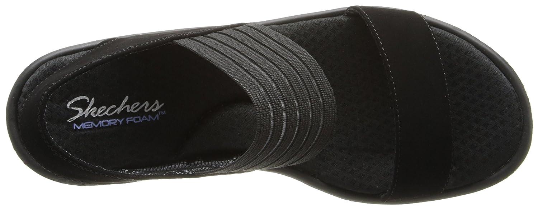 Skechers Damen (schwarz) Rumbers-Sci Fi Slingback Sandalen Schwarz (schwarz) Damen 269a26