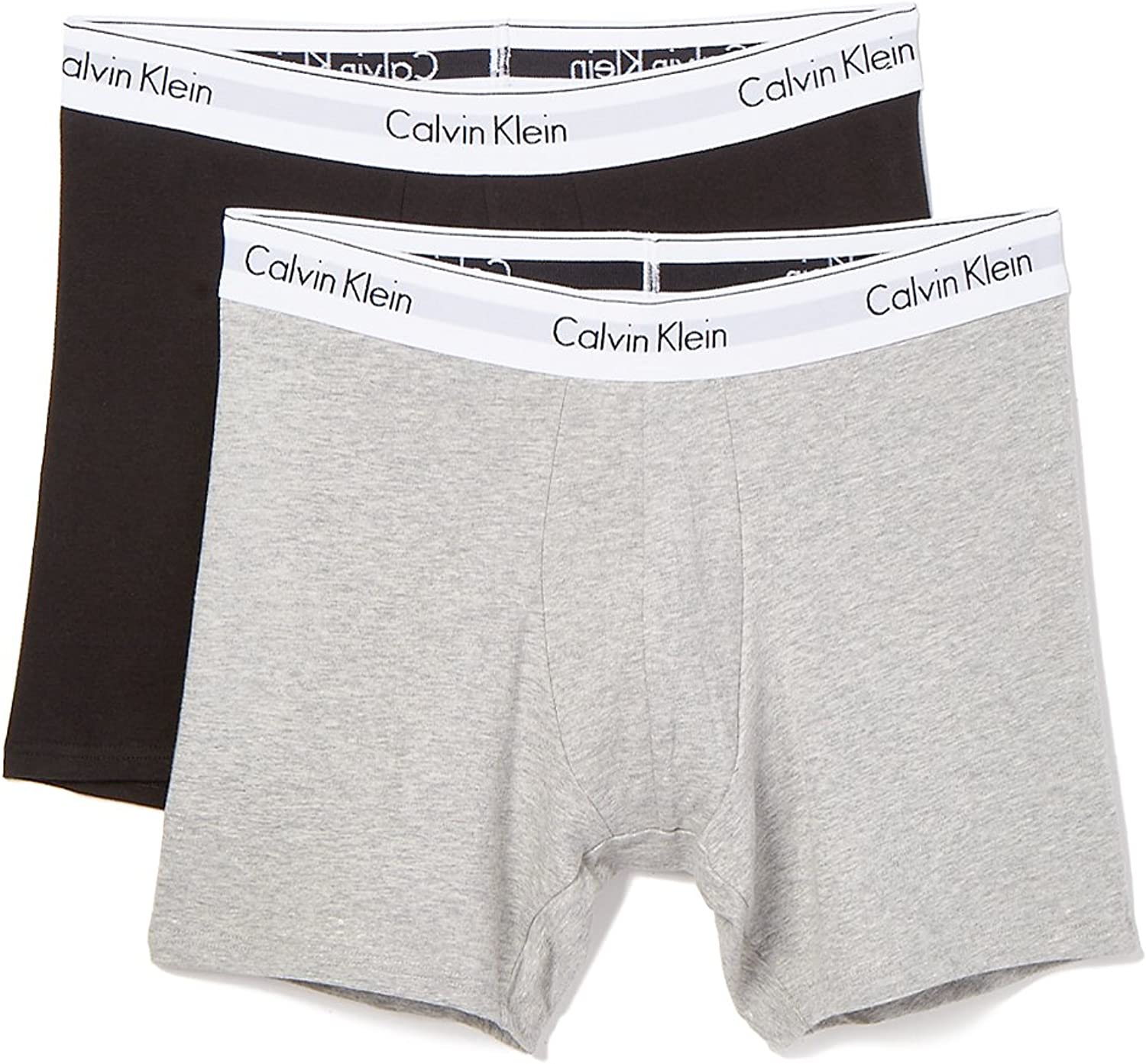 Calvin Klein Men's Modern Cotton Stretch Boxer Briefs