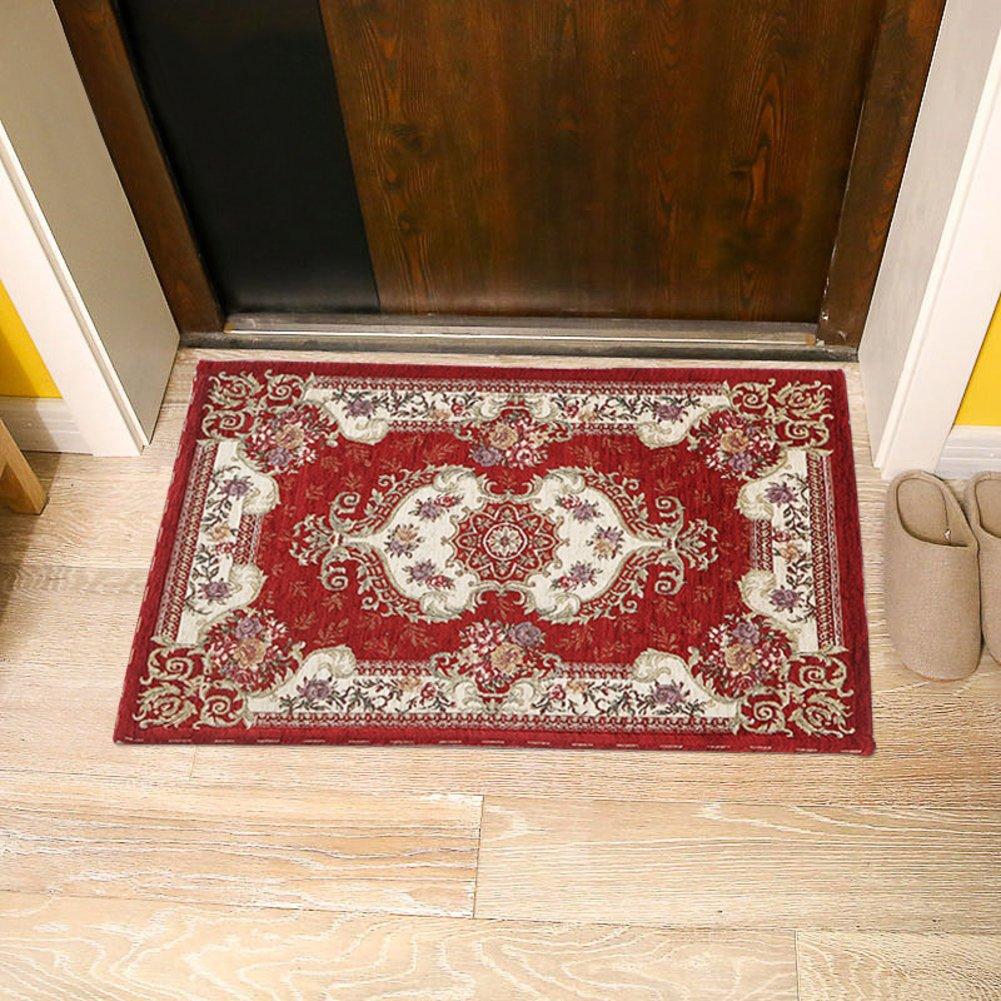 M 120x180cm(47x71inch) Waterproof non-slip mats stairs home mattress living room bedroom door mats kitchen bathroom-K 120x180cm(47x71inch)