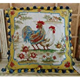 Amazon.com: Precision No-count Cross Stitch Kit - Oriental ...
