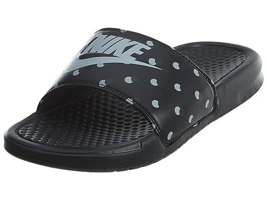 Nike Benassi Jdi Print Womens Style: 618919-007 Size: 5 M US