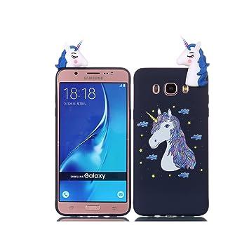 Clásico Aline Galaxy J5 2016 Carcasa de silicona, Samsung ...