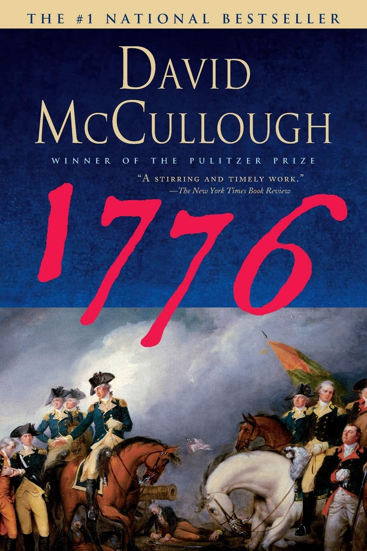 Amazon.com: 1776 (9780743226721): David McCullough: Books