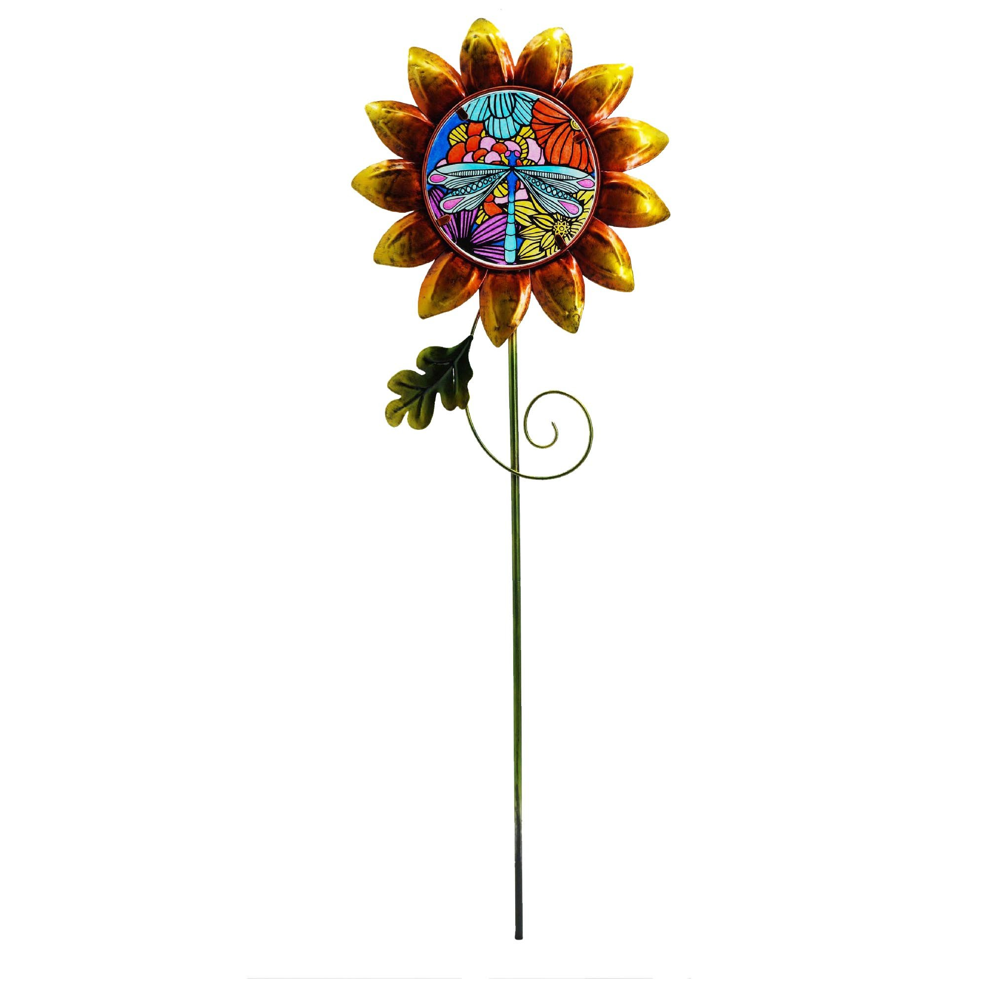 Creative Motion 14289-7 Yard, Garden Décor, 11'' x 0.78'' x 36.875'', Multicolor
