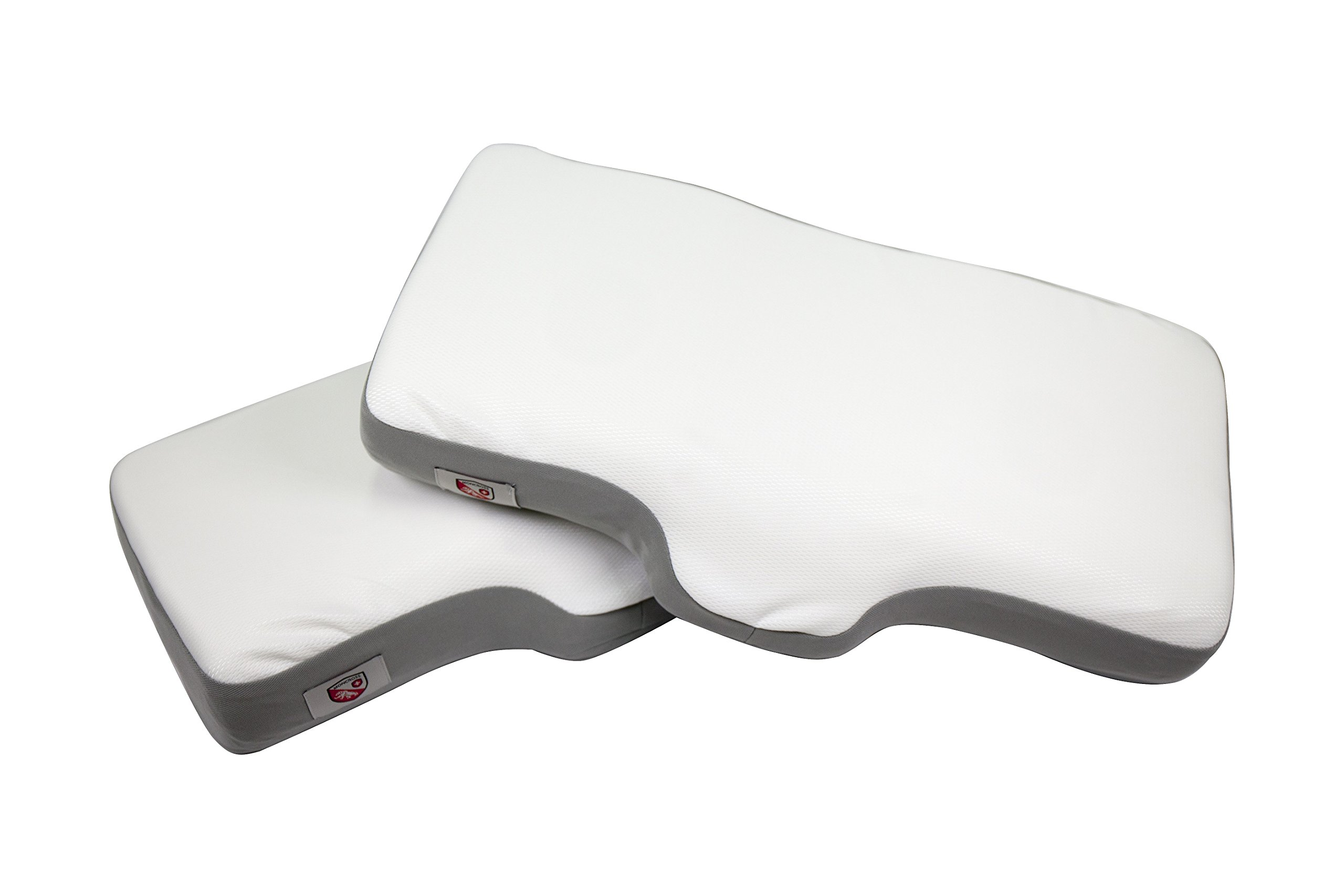 Moncross Functional Memory Foam Pillow Set (2-Pack)