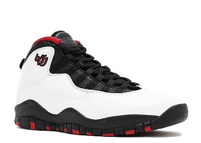 0fb292a7bdaf ... real amazon nike air jordan retro 10 mens hi top basketball trainers 310805  sneakers shoes basketball