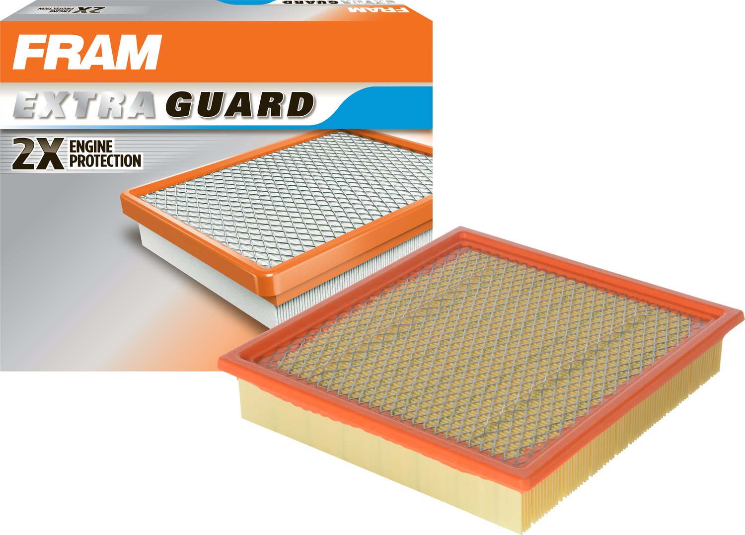 Fram Ca10262 Extra Guard Panel Air Filter Automotive 2003 Ford Expedition Parts Diagram Auto Diagrams