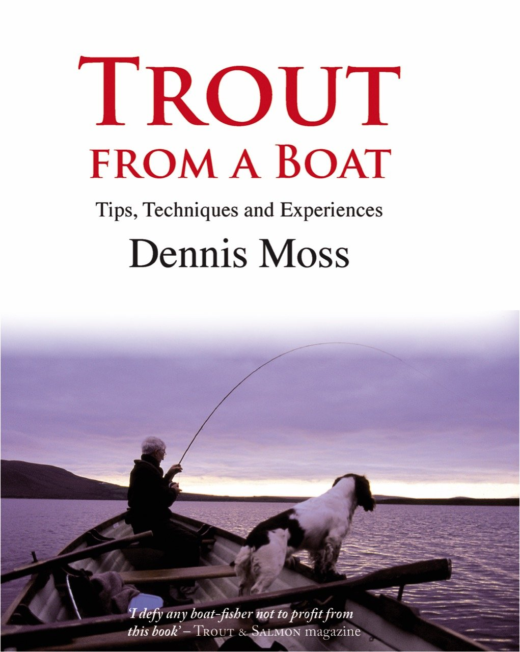 Read Online Trout from a Boat: Tips, Techniques and Experiences pdf epub