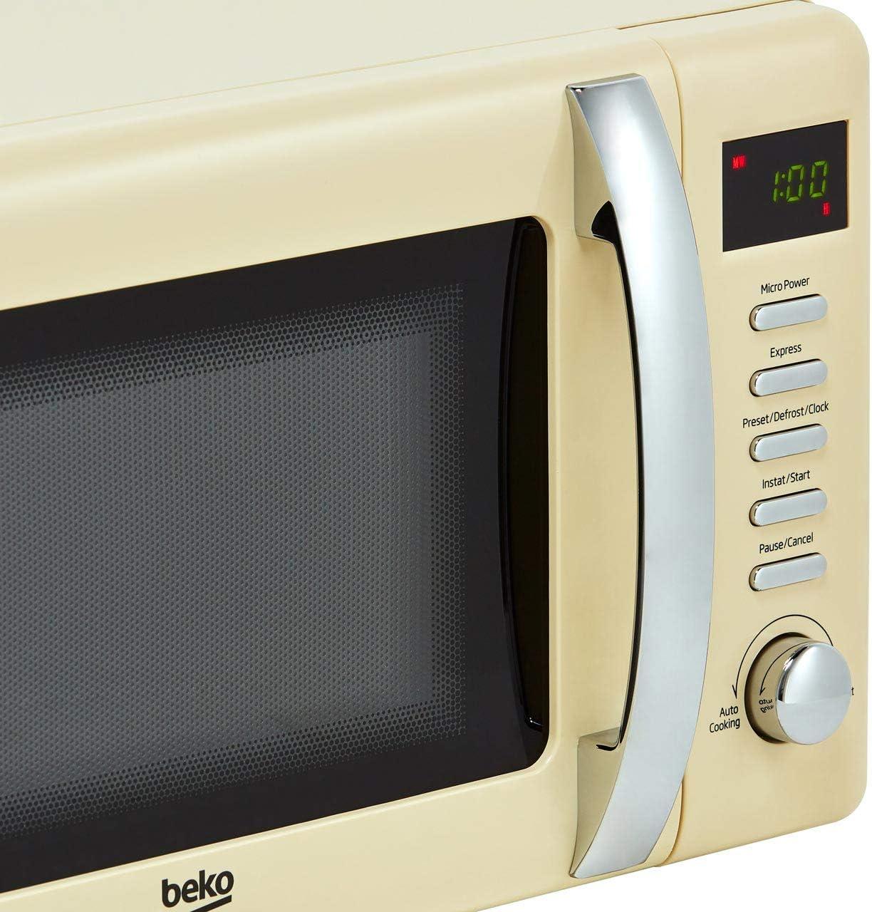 Beko MOC Rojo: Amazon.es: Grandes electrodomésticos