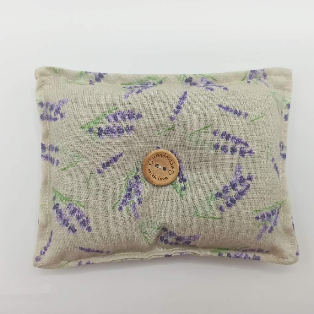 Lavender PACK. Eye pillow, lavender bio