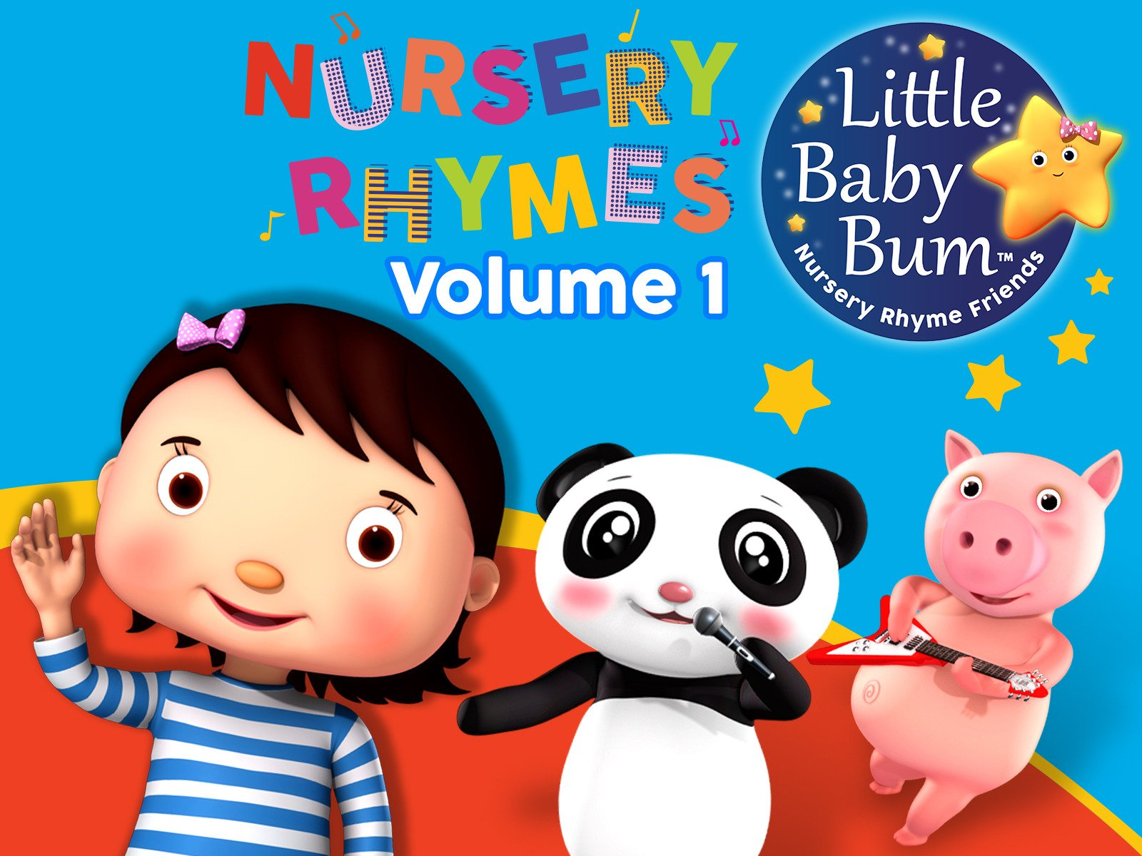 little baby bum wheels on the bus part 7
