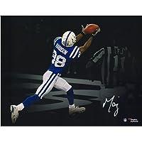 """Marvin Harrison Indianapolis Colts Autographed 11"""" x 14"""" Spotlight Photograph - Autographed NFL Photos photo"""