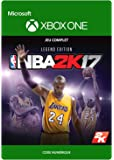 NBA 2K17: Legend Edition [Xbox One - Code jeu à télécharger]