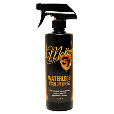 McKee's 37 MK37-350 Waterless Wash On The Go, 16 oz.: Automotive