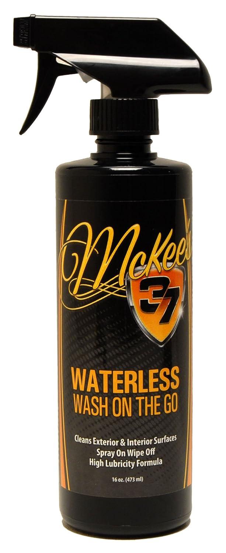 McKee's 37 MK37-350 Waterless Wash On The Go, 16 fl. oz McKee' s 37