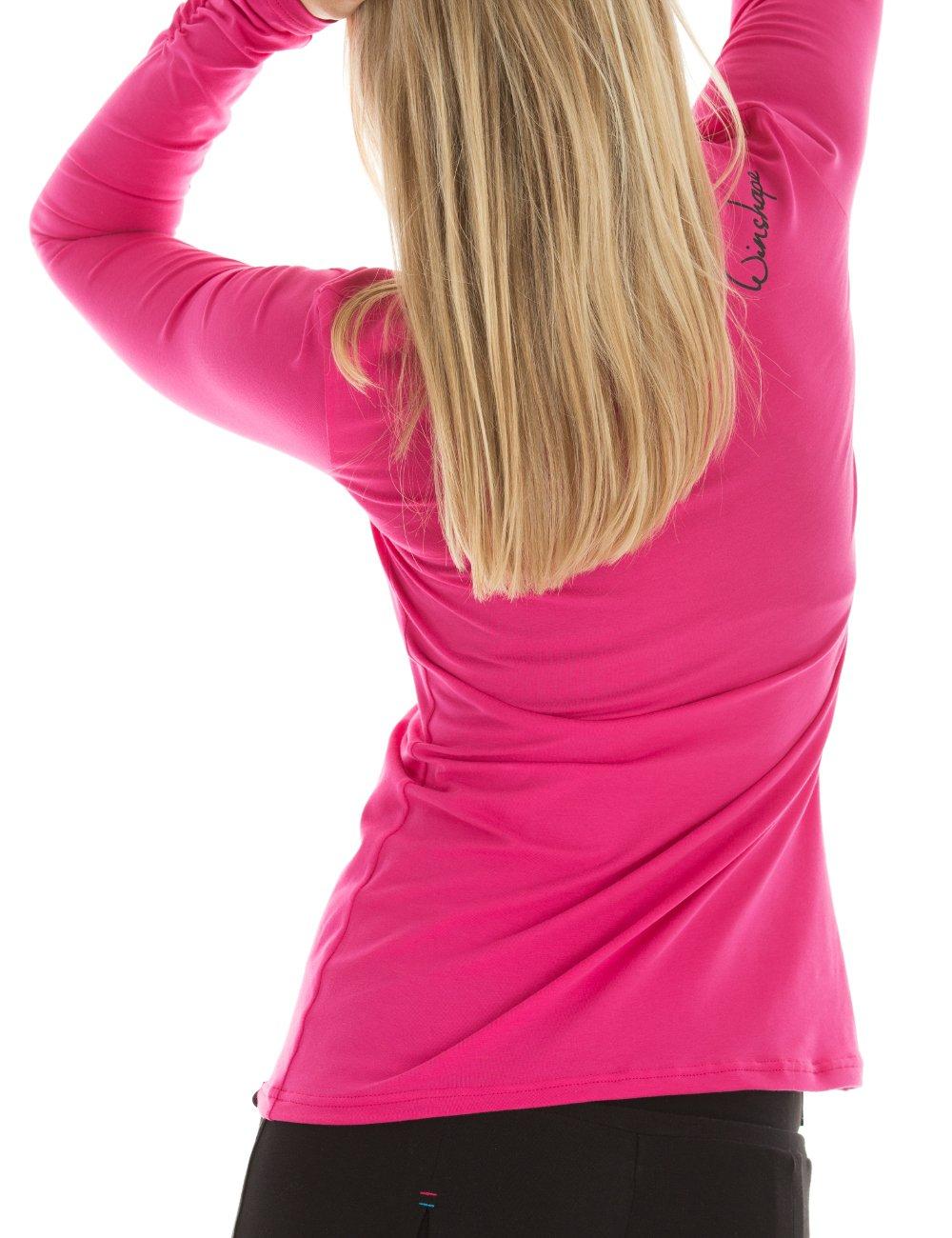 Winshape WS1 - Camiseta Deportiva para Mujer (diseño de Manga Larga)   Amazon.es  Deportes y aire libre 356fbdb0d26b2