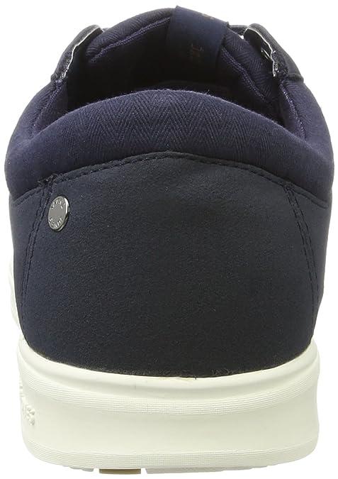 Jack & Jones Jfwrayne Mesh Mix Navy Blazer, Sneakers Basses Homme, Bleu (Navy Blazer), 43 EU