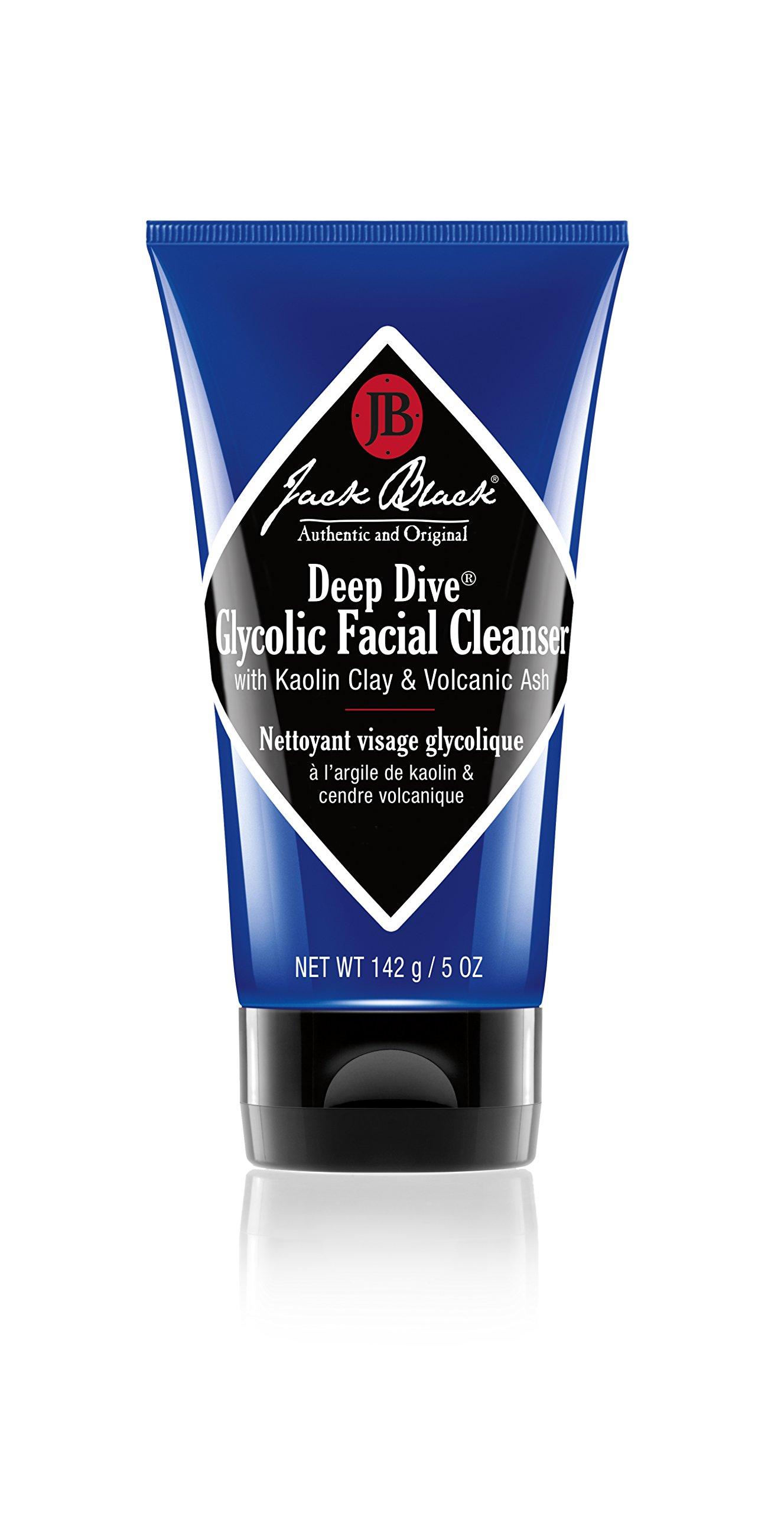 Jack Black Deep Dive Glycolic Facial Cleanser, 5 fl. oz.