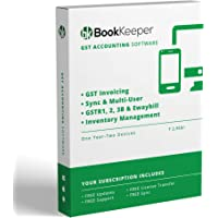 Book Keeper App - GST Accounting Software - Two Devices Yearly