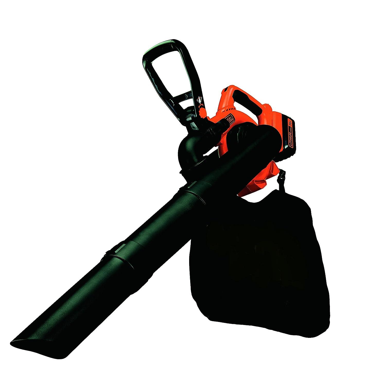Black & Decker Akku Laubsauger GWC3600L20