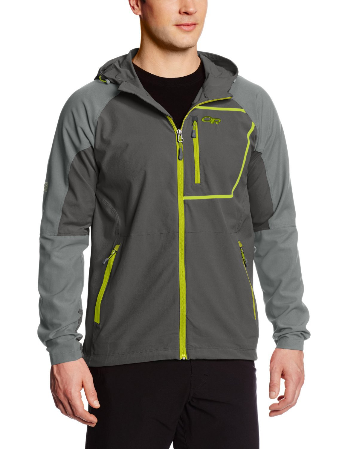 Lightweight Spring Jacket: Ferrosi Hoody by Outdoor Research [Review]