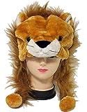 amaletPlay 着ぐるみ 帽子 動物 シリーズ ライオン