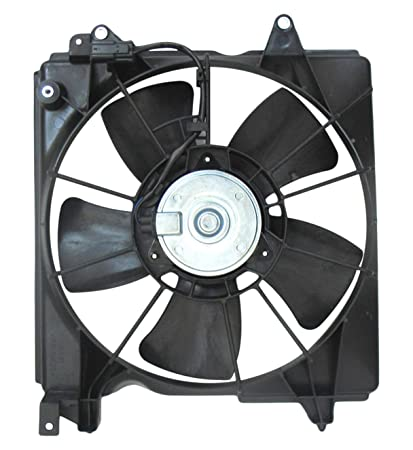 Depo 317-55041-102 Radiator Fan Assembly (HONDA CVIC SEDAN/COUPE 1.8