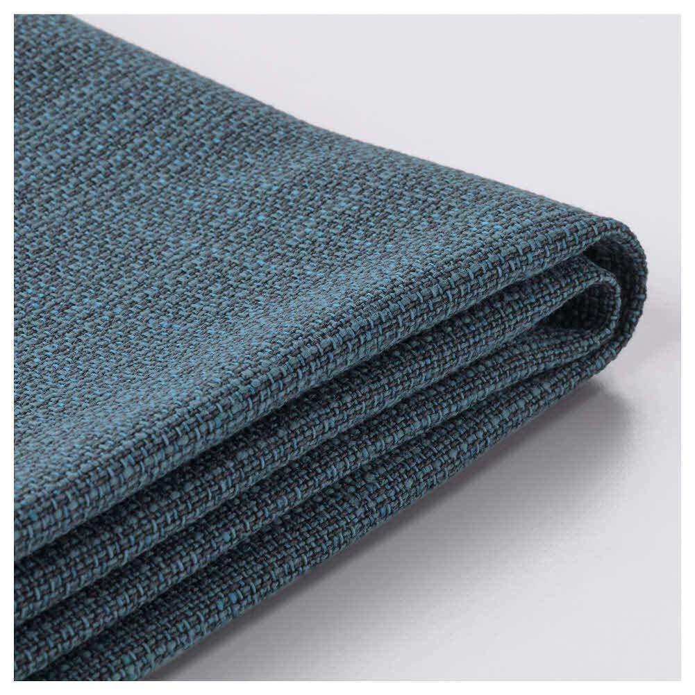 IKEA ASIA KIVIK カバー Chaise Longue Hillared Dark Blue   B07GJCYVMH