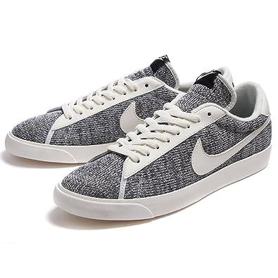 Klassiker Sneaker Nike Hellgrau High & Tennis Herren