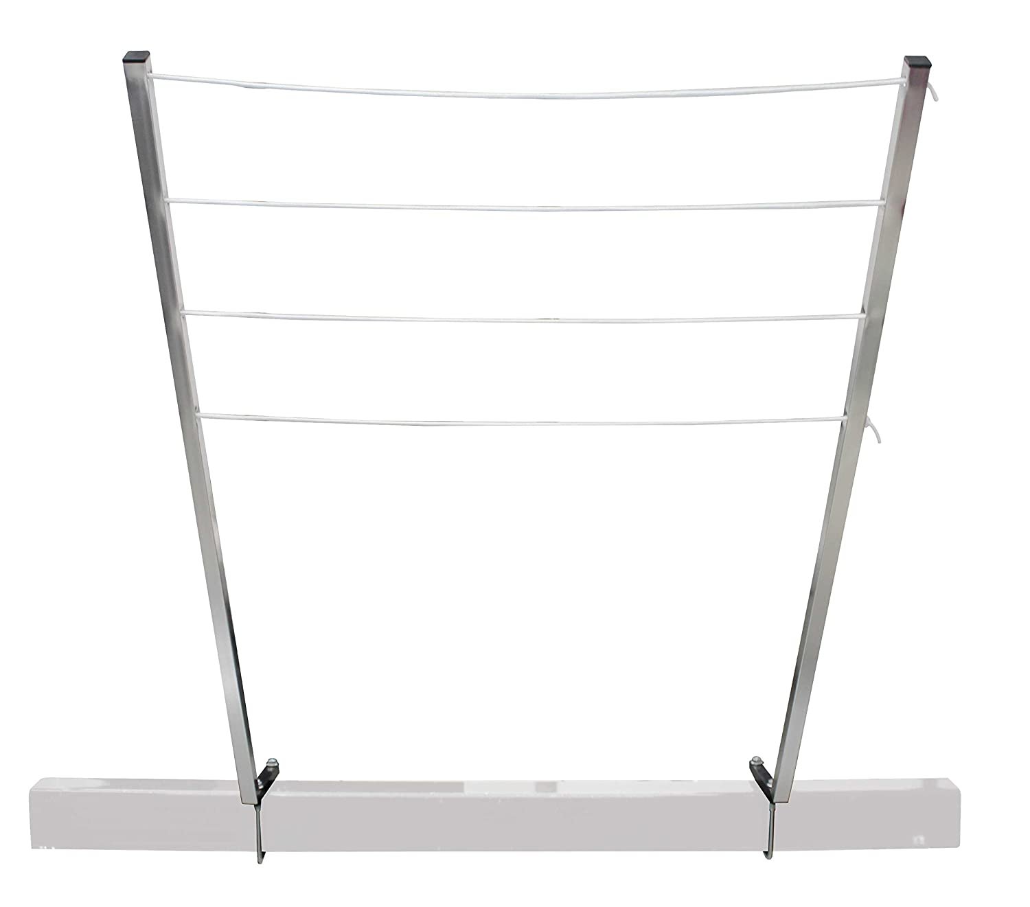 Quick Products QP-CL-100 RV Bumper-Mounted Clothesline