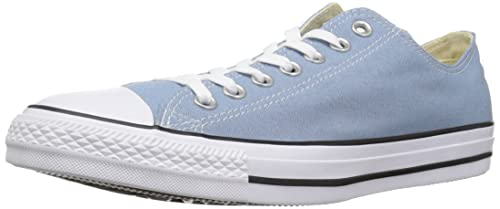8bd76cef8 Converse Chuck Taylor All Star 2018 Seasonal Low Top Sneaker, Washed Denim,  4.0 Men