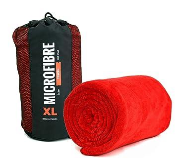 EG PREMIUM microfibra playa /toalla de viaje – 2 x 1m