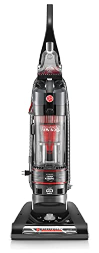 Hoover Vacuum Cleaner WindTunnel 2 Rewind Pet Corded Bagless Upright Vacuum UH70831PC