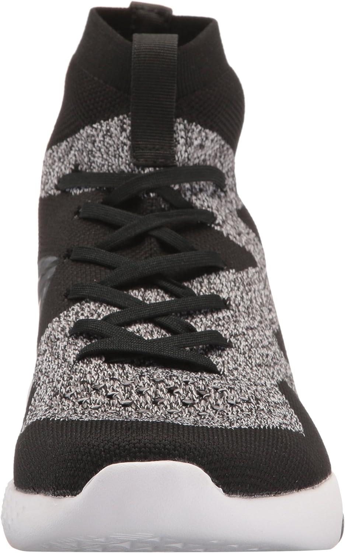 Femmes Chaussures De Sport A La Mode Noir Gris Blanc