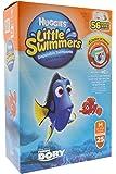 Huggies Little Swimmers Disposable Swimpants Medium - Bonus 56 Wipes Included!