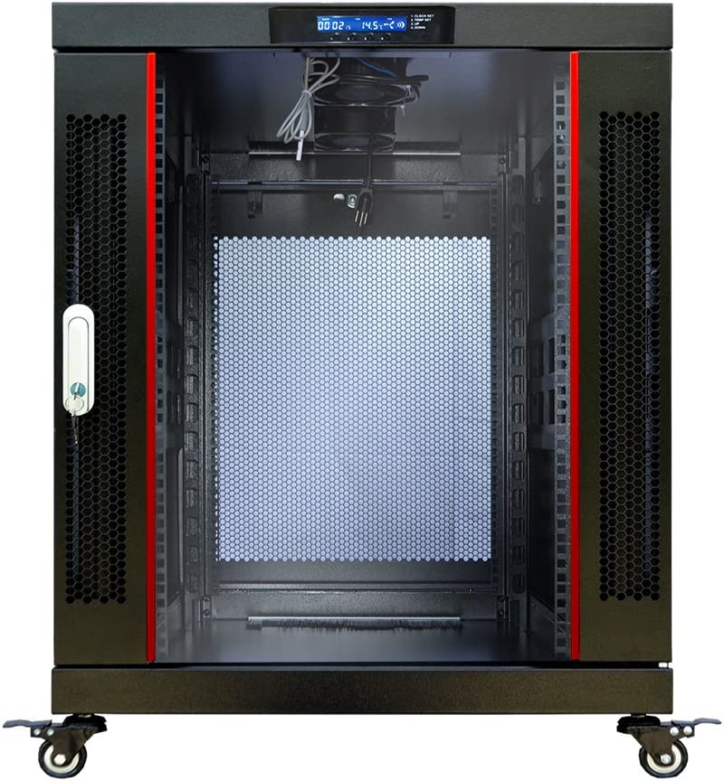 "15U 35"" Depth Server Rack Cabinet Enclosure Premium Series For Server Equipment 71B9rymF0rLSL1000_"