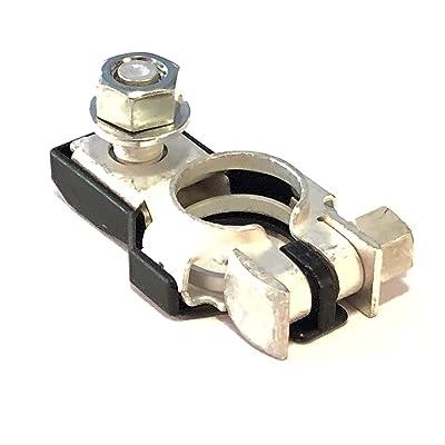 NEW OEM 243407F000 24340-7F000 POSITIVE Battery Terminal Assembly w Nut: Automotive