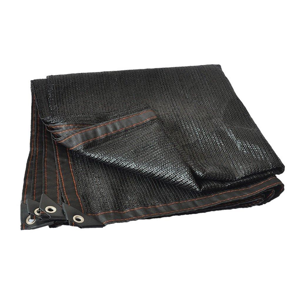 Rete ombreggiata Feifei 90% Sunblock Ombra Stagno Effetto Serra Serra Resistente ai Raggi UV 50% Tasso di oscuramento Pianta da Giardino (Dimensioni   6×6m)