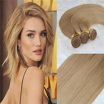 HairDancing 28 quot  28 quot  28 quot  Honey Blonde Color Brazilian Hair  Weave Bundles Color 27 f6f6c4d68