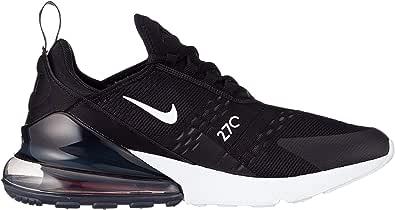 Nike Men's AIR MAX 270, Black/White