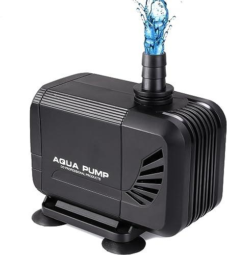 MVPower-3000L/H-Wasserpumpe-Tauchpumpe