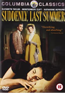 Suddenly, Last Summer [Reino Unido] [DVD]