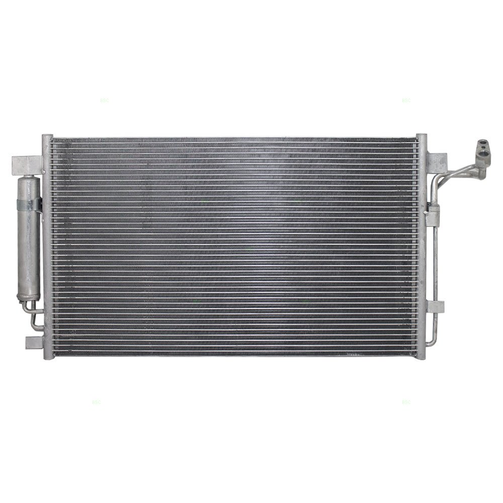 AC A/C Condenser Cooling Assembly for Nissan 92100-ZN50B