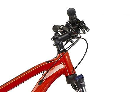 Orbea MX 40 Naranja de Black 2016 Mountainbike Hardtail, Color ...