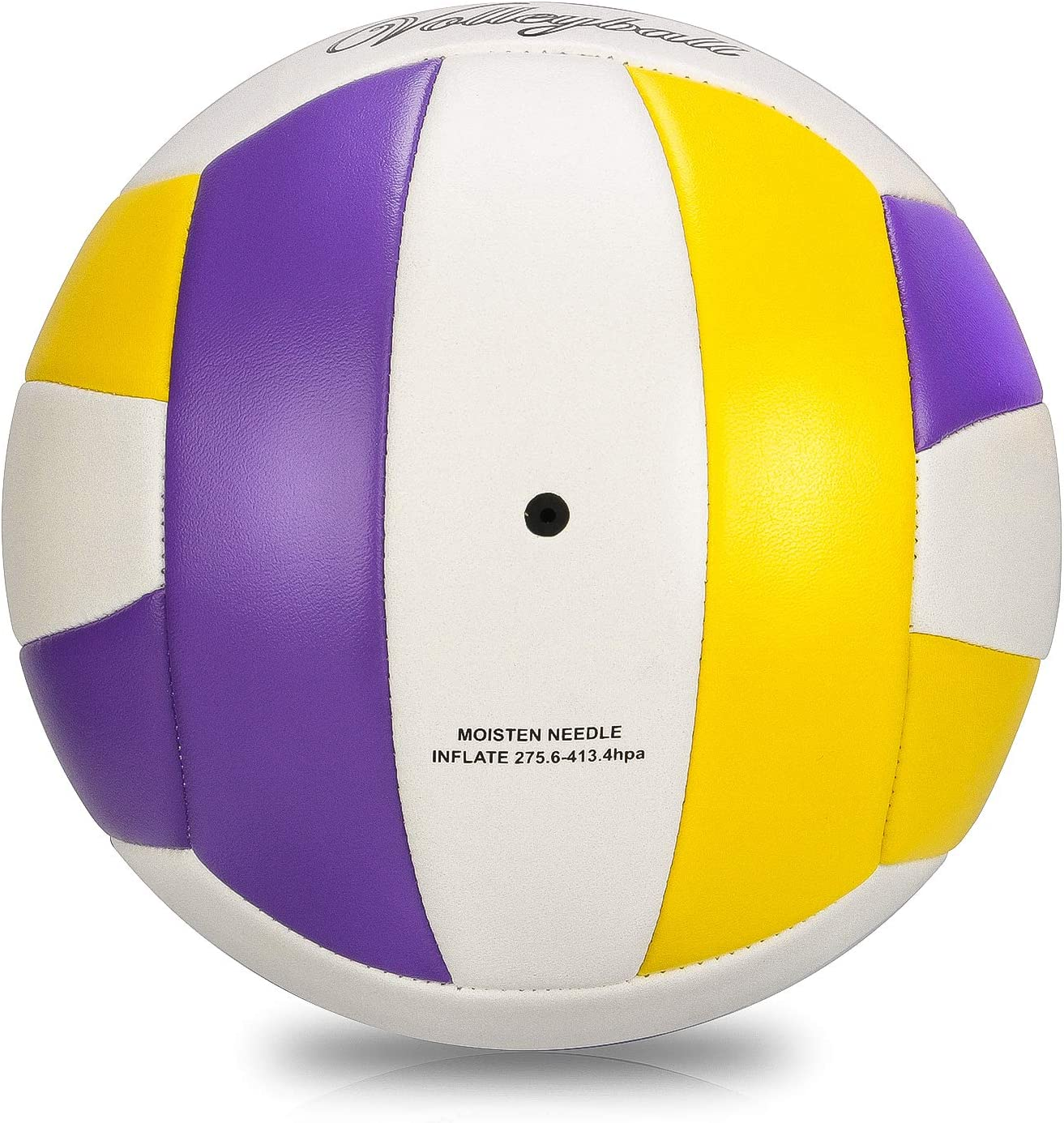 Volleyball Beachvolleyball Soft Touch Volleyballs for Outdoor//Indoor Games Official Size 5