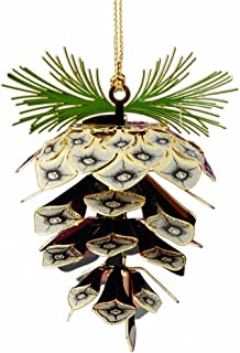 product image for ChemArt Sylvan Pine Cone Ornament