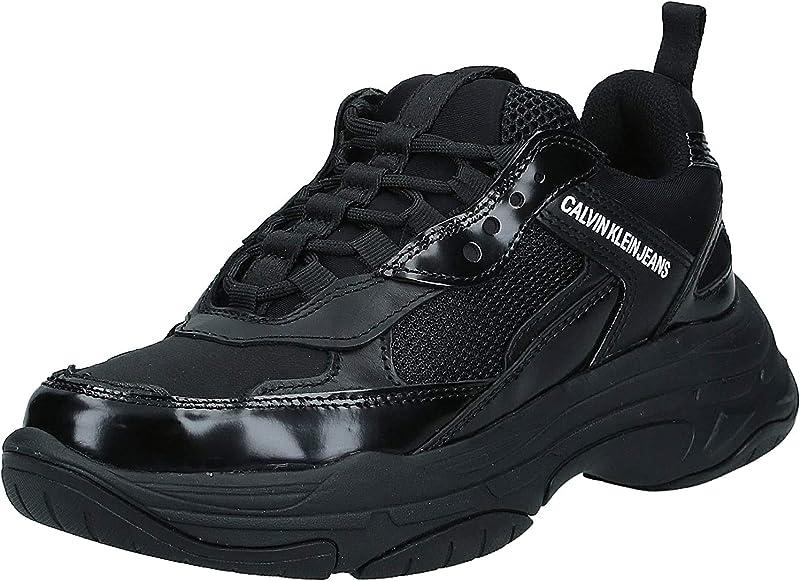 Calvin Klein Maya Sneakers Damen Schwarz Black