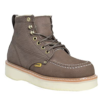 Guepardo Safety Footwear Model GHWMPI (Modern Work Boots): Shoes