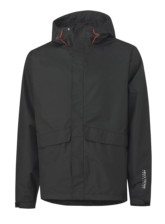 TALLA M. Helly Hansen Workwear 34-070127-530-XS - Chaqueta Impermeable