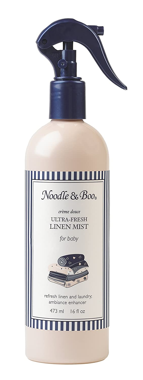 Noodle and Boo Baby Laundry Essentials Ultra-Fresh Linen Mist